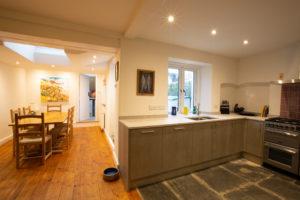 Cornish kitchen
