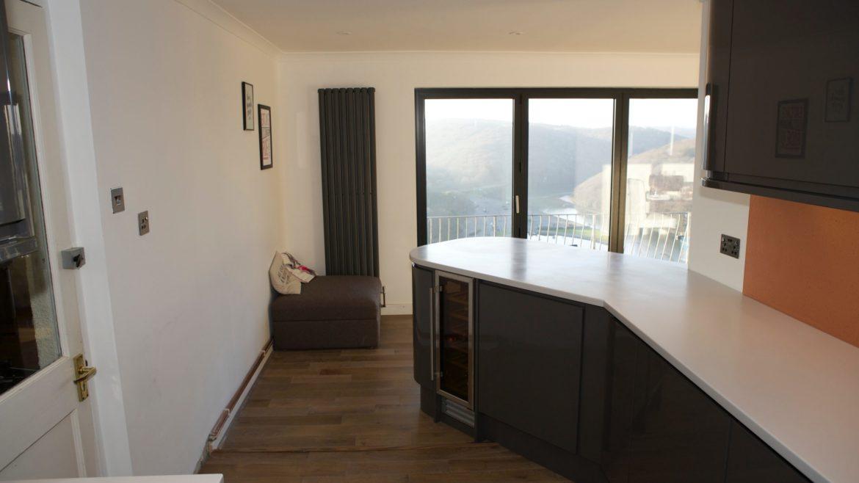 Corian Kitchen Design