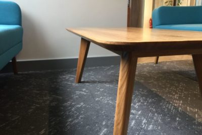 Solid European Oak Coffee tables