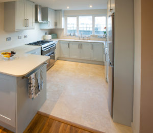 bespoke kitchens cornwall project