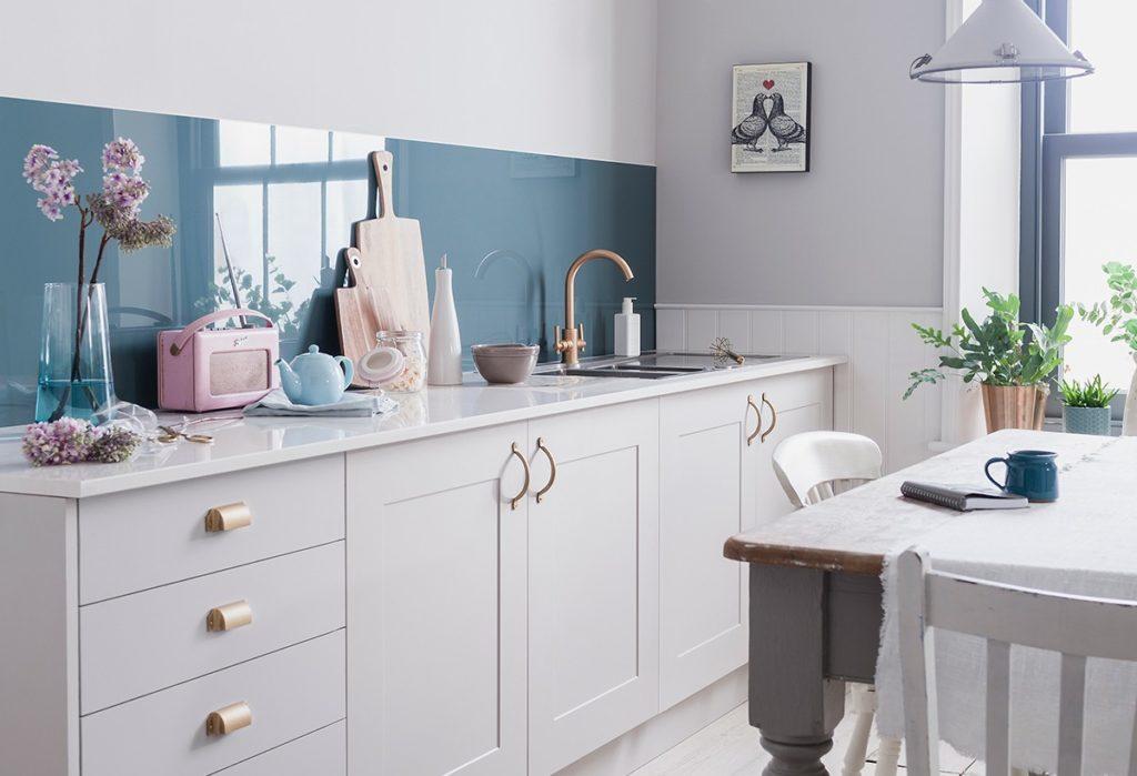 kitchen finishing touches alusplash