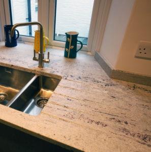 kitchen worktops stone