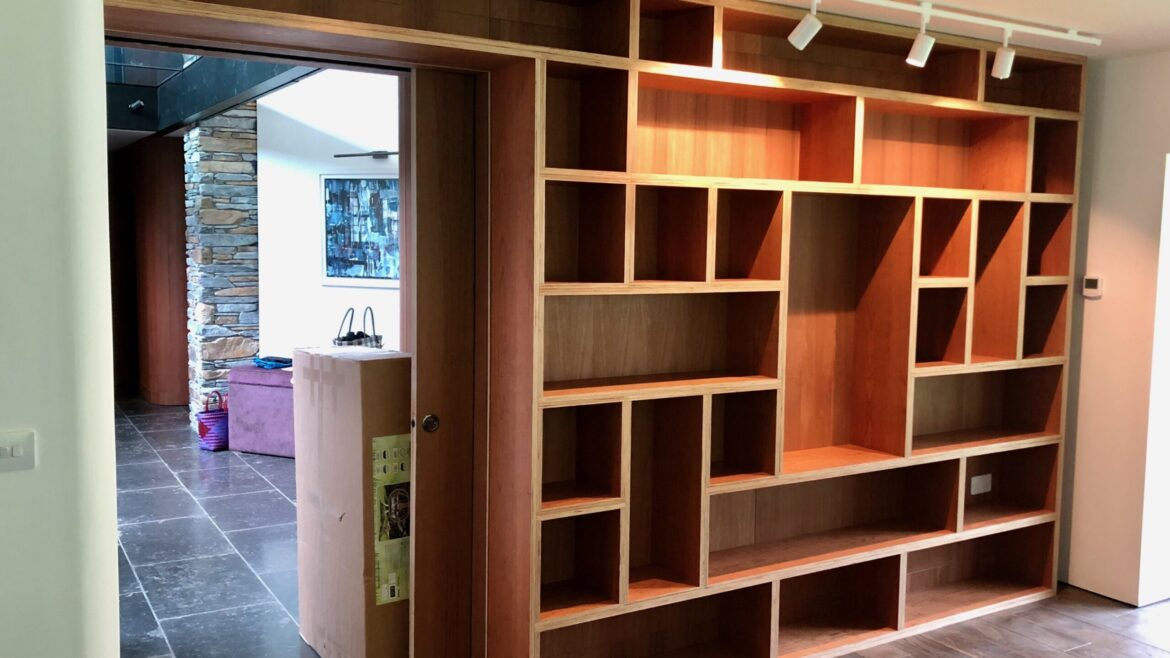 Cherry Library Furniture